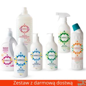 Ekologiczne środki czystości Familia